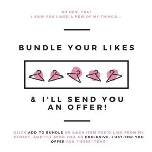 Other - Bundle your likes!🙂